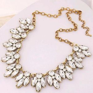 5FOR$25 Crystal Statement Necklace